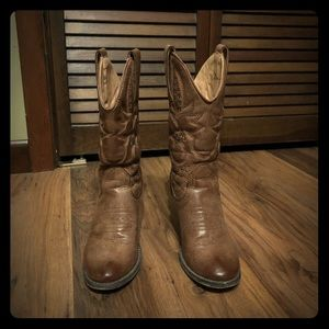 Volatile cowgirl boots